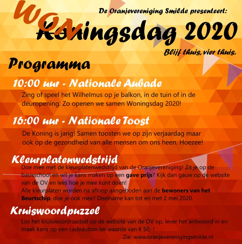 Koningsdag 2020